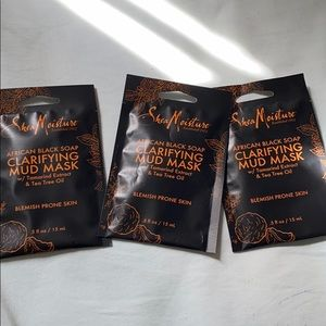 New in package Shea moisture mud mask